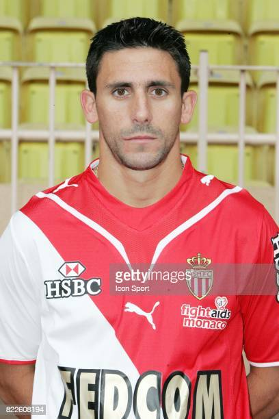 Alejandro ALONSO Photo officielle AS Monaco