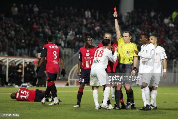 Alejandro ALONSO / Ruddy BUQUET Lille / Monaco 25 eme journee de Ligue 1