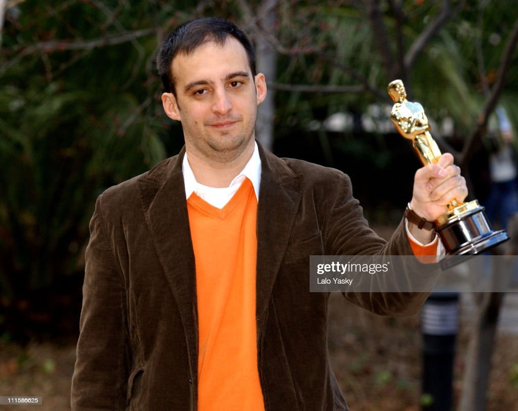 """The Sea Inside"" - Post-Oscar Press Conference"