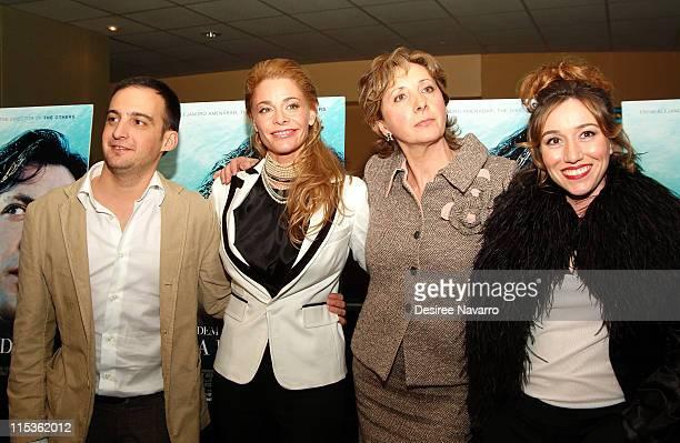 Alejandro Amenabar director Belen Rueda Mabel Rivera and Lola Duenas