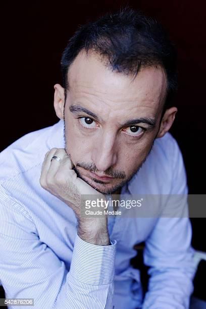 Alejandro Amenabar director of the movie Regression at the 63th International Film Festival of San Sebastian