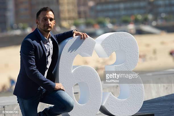 Alejandro Amenabar during the Regression photocall at the 63st San Sebastian International Film Festival on September 18 2015