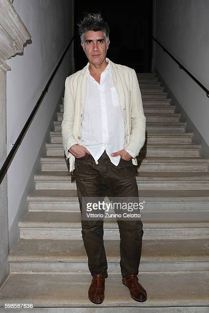 Alejandro Aravena attends Miu Miu Women's Tales Dinner during the 73rd Venice Film Festival at Ca' Corner della Regina on September 1 2016 in Venice...