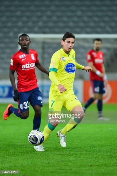Alejandro BEDOYA Lille / Nantes 1/4Finale Coupe de la Ligue Photo Dave Winter / Icon Sport