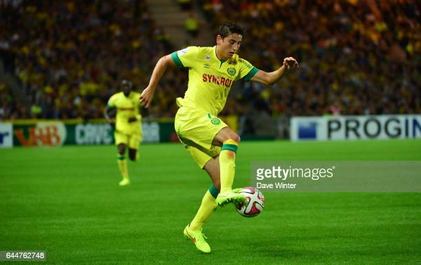 Alejandro BEDOYA Nantes / Monaco 3e journee Ligue 1 Photo Dave Winter / Icon Sport