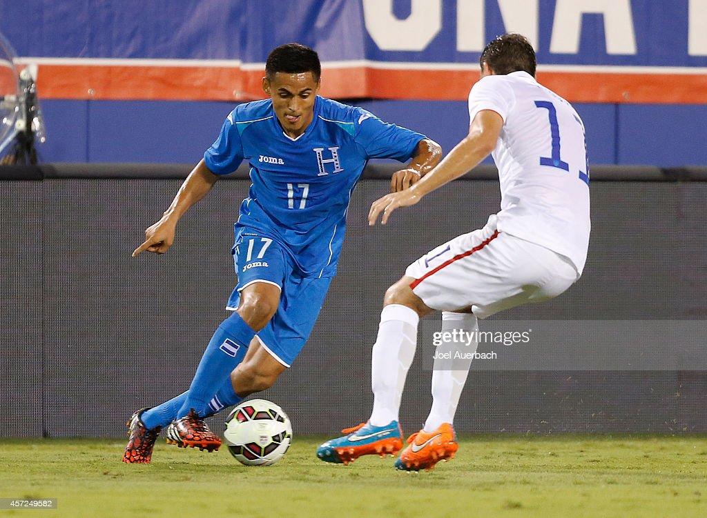 Honduras v United States - International Friendly : News Photo