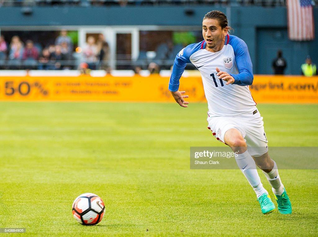 United States v Ecuador: Quarterfinal - Copa America Centenario