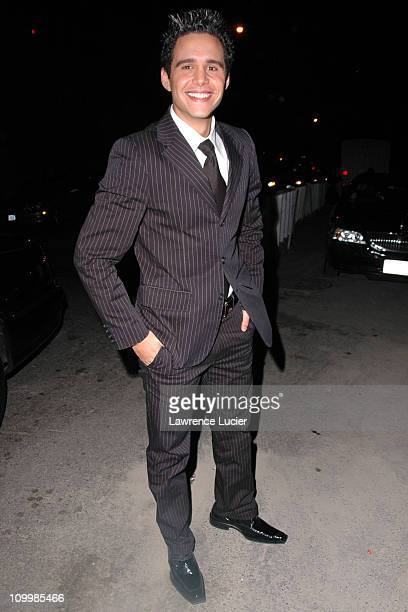 Alejandro Chaban during The Notorious Bettie Page New York City Premiere After Party at BED in New York City New York United States