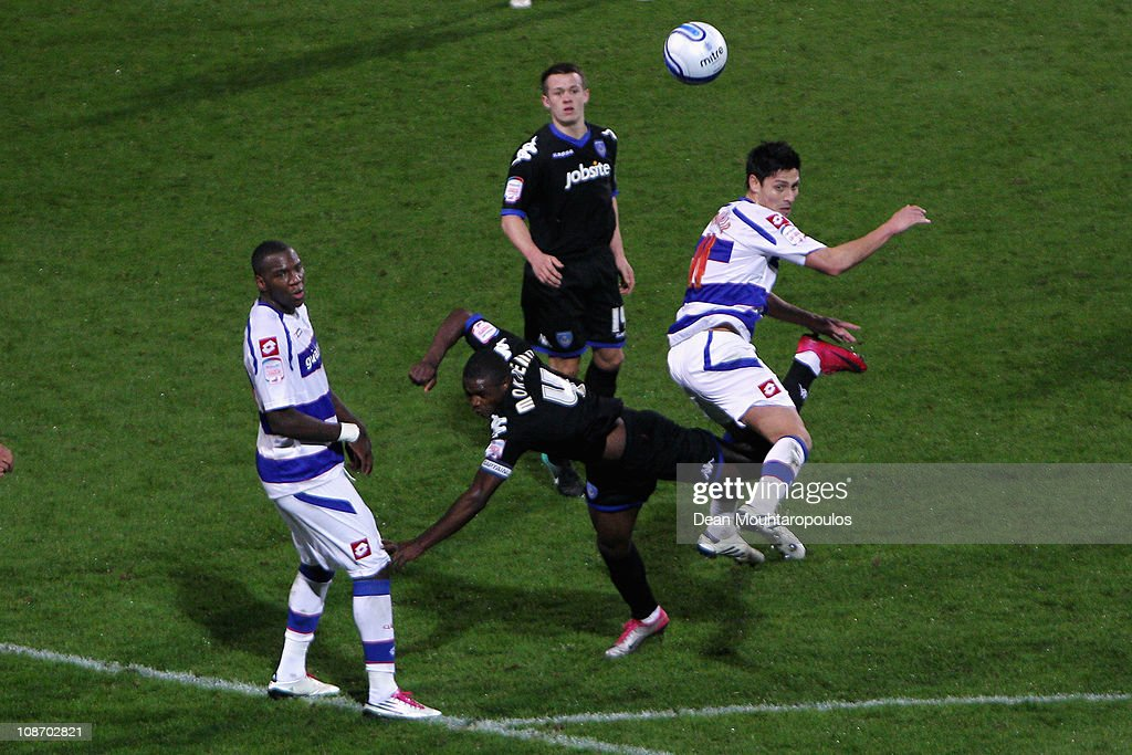 Queens Park Rangers v Portsmouth - npower Championship