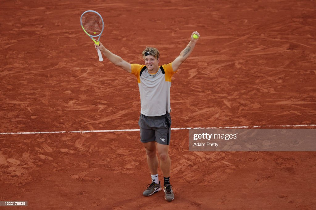 2021 French Open - Day Eight : ニュース写真