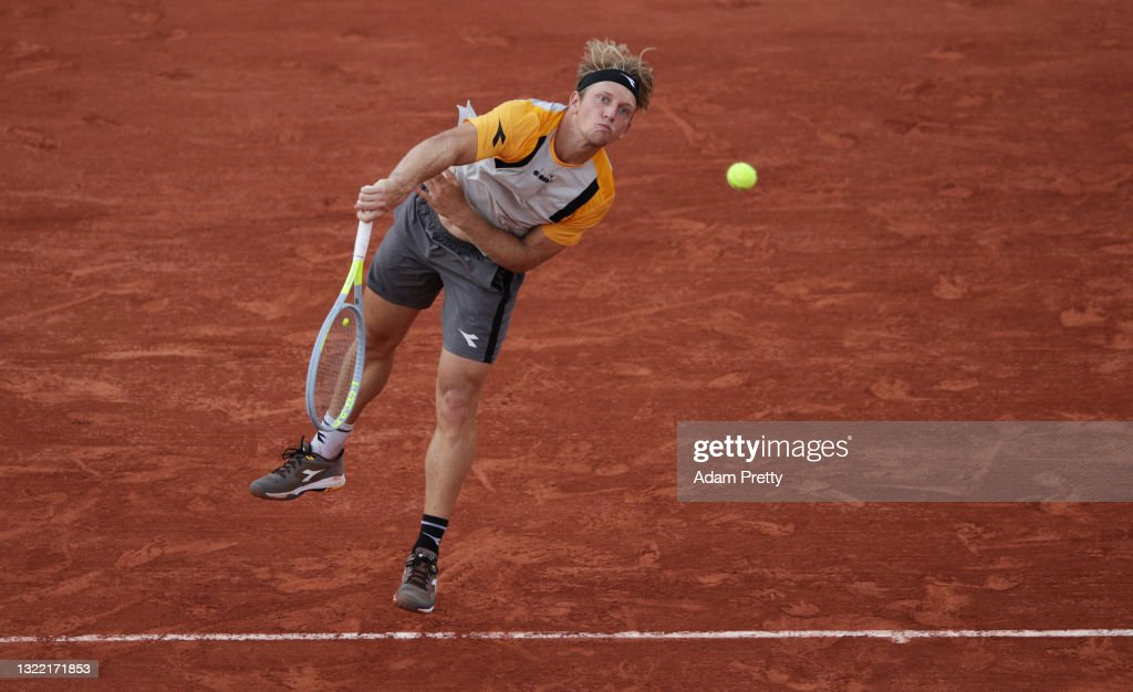 2021 French Open - Day Eight : News Photo