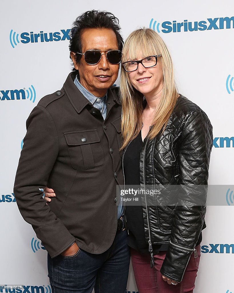 Celebrities Visit SiriusXM Studios - October 9, 2014