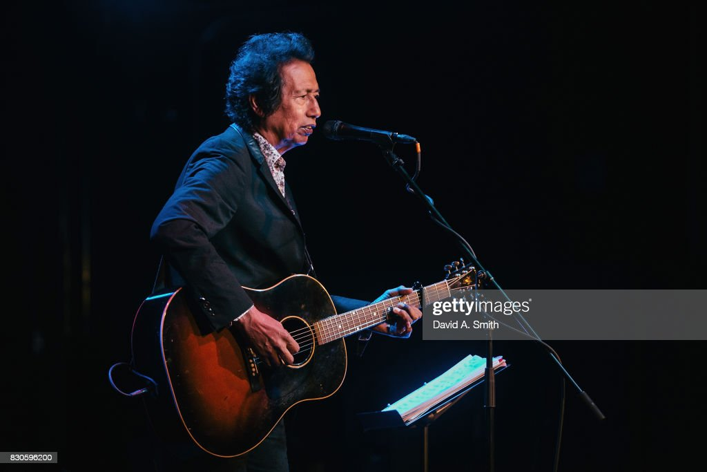 Alejandro Escovedo performs at Saturn Birmingham on August 11, 2017 in Birmingham, Alabama.