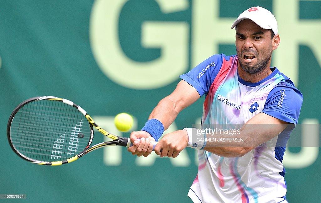 TENNIS-ATP-GER-SUI-COL : News Photo