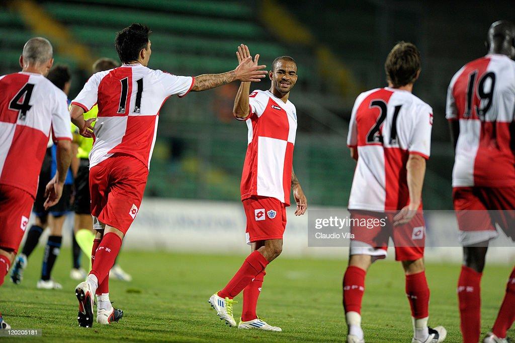 QPR, Atalanta, SC Braga - Trofeo Bortolotti