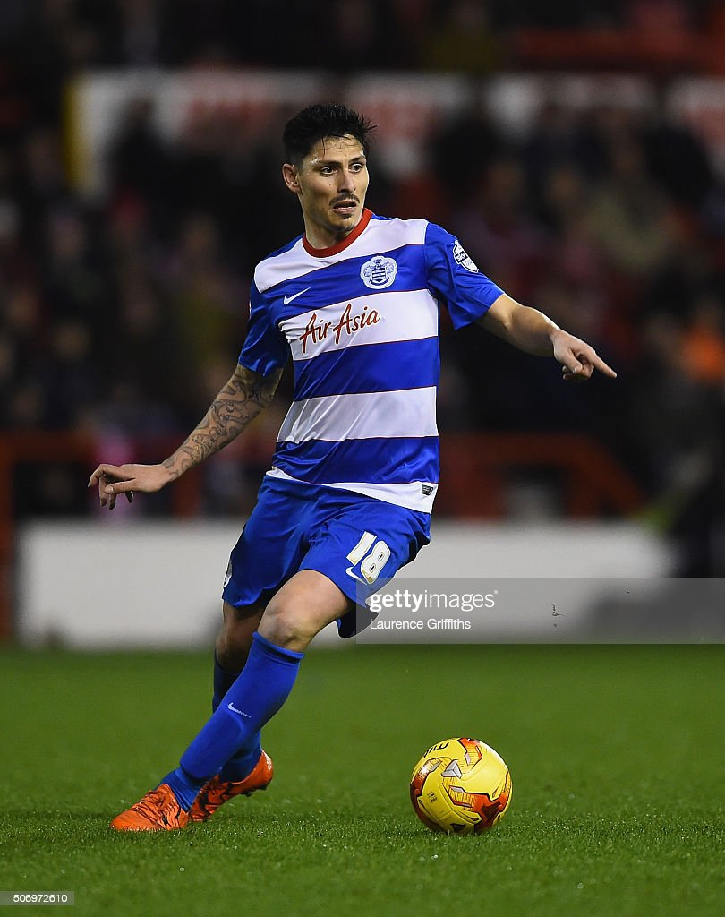 Nottingham Forest v Queens Park Rangers   - Sky Bet Championship : News Photo