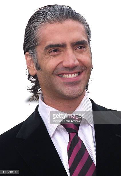 Alejandro Fernandez during Alejandro Fernandez Honored With a Star on the Hollywood Walk of Fame for His Achievements in Music at Hollywood Boulevard...