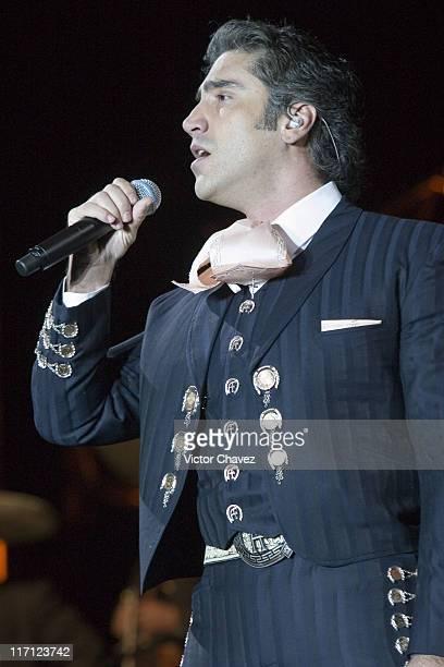 Alejandro Fernandez during Alejandro Fernandez in Concert March 20 2006 at Zocalo in Mexico City Mexico
