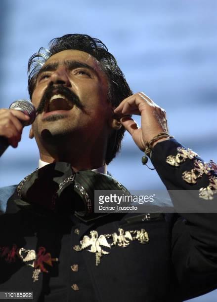 Alejandro Fernandez during Alejandro Fernandez Performs at Ceasars Palace in Las Vegas Nevada United States