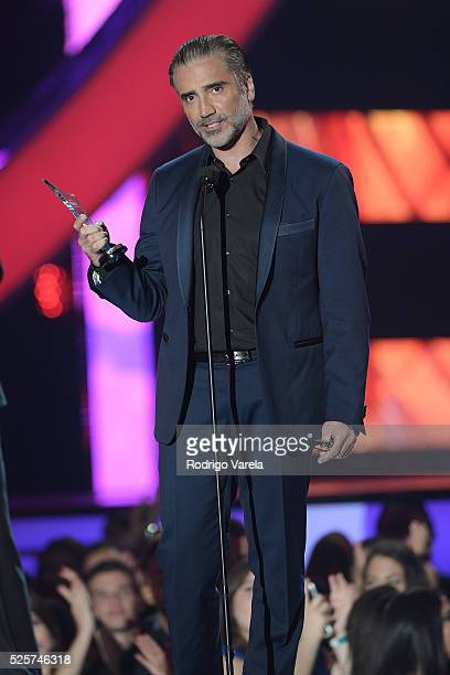 Alejandro Fernandez onstage at the Billboard Latin Music Awards at Bank United Center on April 28 2016 in Miami Florida