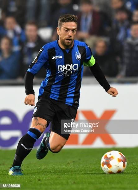 Alejandro Gómez of Atalanta in action during the UEFA Europa League group E match between Atalanta and Apollon Limassol at Mapei Stadium Citta' del...