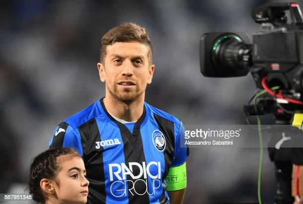 Alejandro Gómez of Atalanta looks on before the UEFA Europa League group E match between Atalanta and Olympique Lyon at Mapei Stadium Citta' del...