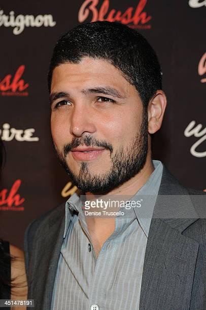 Alejandro Gomez Monteverde arrives at Blush Nightclubs 1 Year Anniversary at Wynn Las Vegas on October 18 2008 in Las Vegas Nevada
