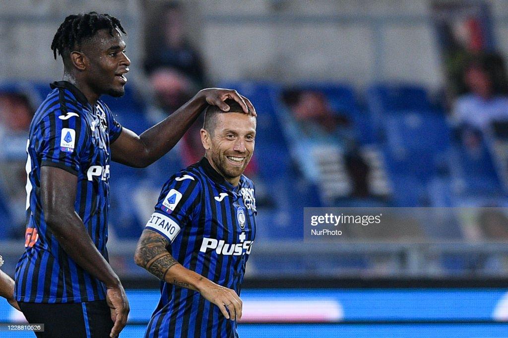 SS Lazio v Atalanta BC - Serie A : News Photo