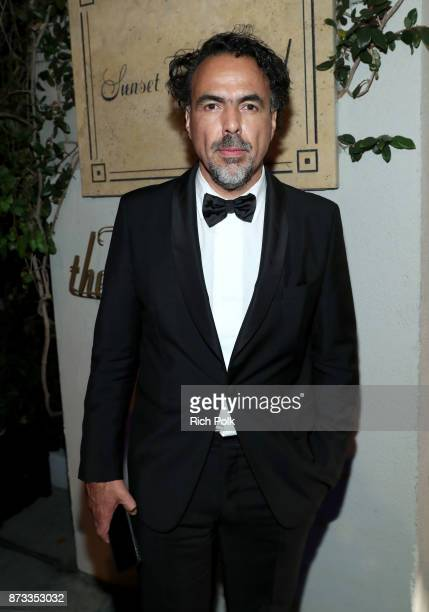 Alejandro Gonzalez Inarritu attends a special event hosted by Paramount Pictures' Jim Gianopulos with stars from the studio's films on Saturday...