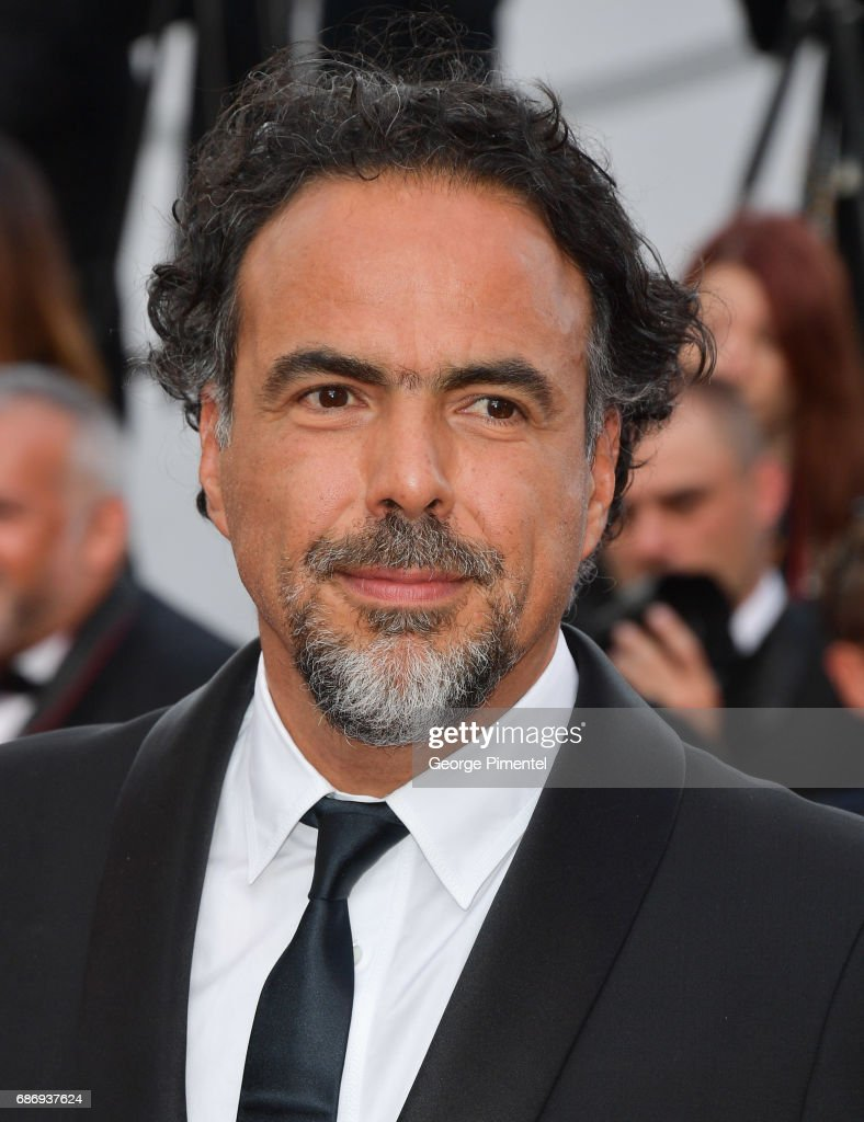 Alejandro Gonzalez Inarritu attends 'The Killing Of A Sacred Deer' screening during the 70th annual Cannes Film Festival at Palais des Festivals on May 22, 2017 in Cannes, France.