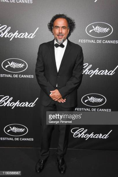 Alejandro Gonzalez Inarritu attends the The Chopard Trophy event during the 72nd annual Cannes Film Festival on May 20 2019 in Cannes France