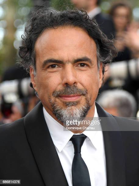 Alejandro Gonzalez Inarritu attends the 'The Killing Of A Sacred Deer' screening during the 70th annual Cannes Film Festival at Palais des Festivals...