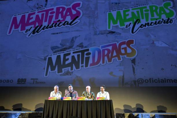 MEX: Relaunch Of The Musical 'Mentiras'