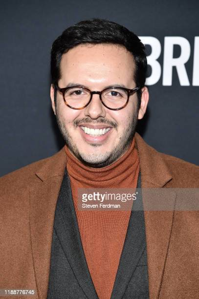 Alejandro Ibarra attends 21 Bridges New York Screening at AMC Lincoln Square Theater on November 19 2019 in New York City