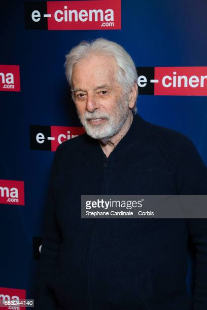 Alejandro Jodorowsky attends 'ecinemacom' Launch Party at Restaurant L'Ile on November 30 2017 in IssylesMoulineaux France
