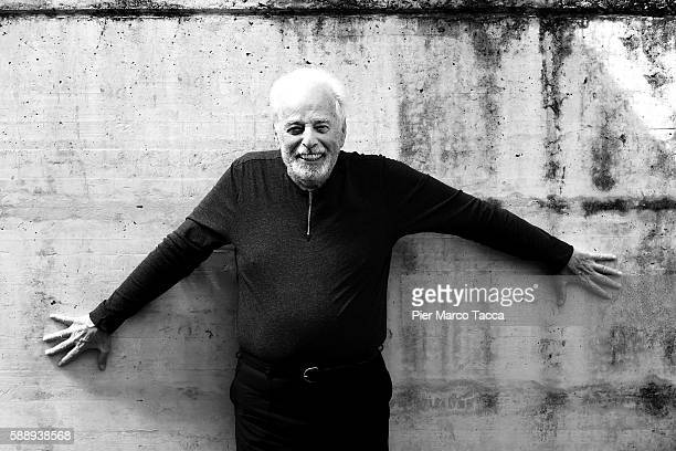 Alejandro Jodorowsky attends the Pardo of Honor photocall during the 69th Locarno Film Festival on August 12 2016 in Locarno Switzerland