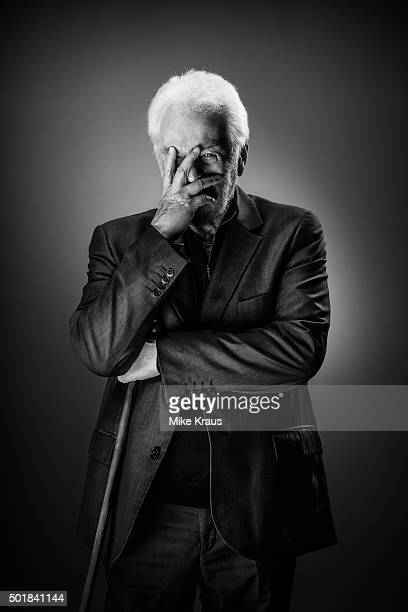 Alejandro Jodorowsky is photographed for Self Assignment on July 15 2013 in Munich Germany