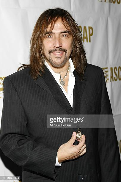 Alejandro Lerner during 15th Annual ASCAP Latin Music Awards - Cocktail Reception at Nokia Theatre in New York City, New York, United States.