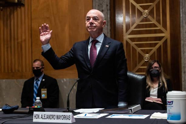 DC: Senate Homeland Security Committee Hears Testimony From DHS Secretary Mayorkas