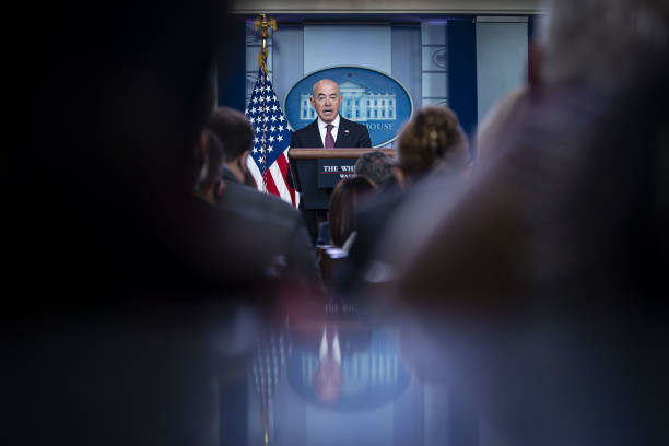 DC: White House Holds Press Briefing