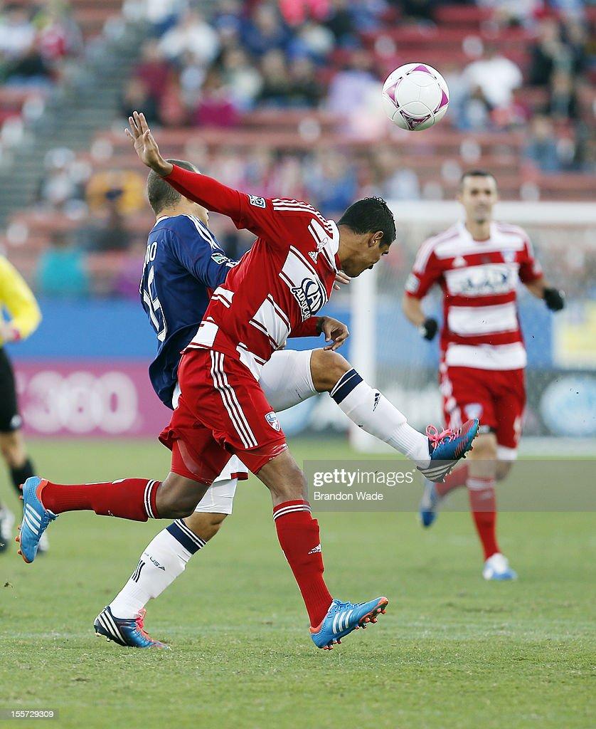 Chivas USA v FC Dallas : News Photo