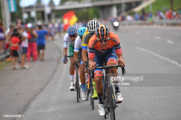 Alejandro Osorio of Colombia and Team Nippo Vinia-Fantini-Faiz / during the 37th Tour of San Juan 2019, Stage 7 a 141,3km stage from San Juan to San...