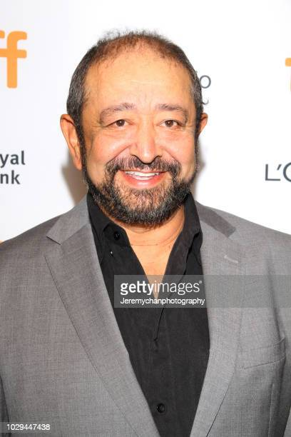 Alejandro Patiño attends the Papi Chulo Premiere during 2018 Toronto International Film Festival at TIFF Bell Lightbox on September 8 2018 in Toronto...