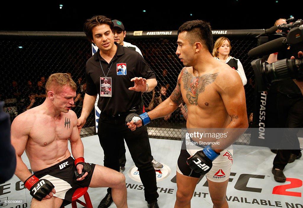 UFC Fight Night: Rothwell v Dos Santos