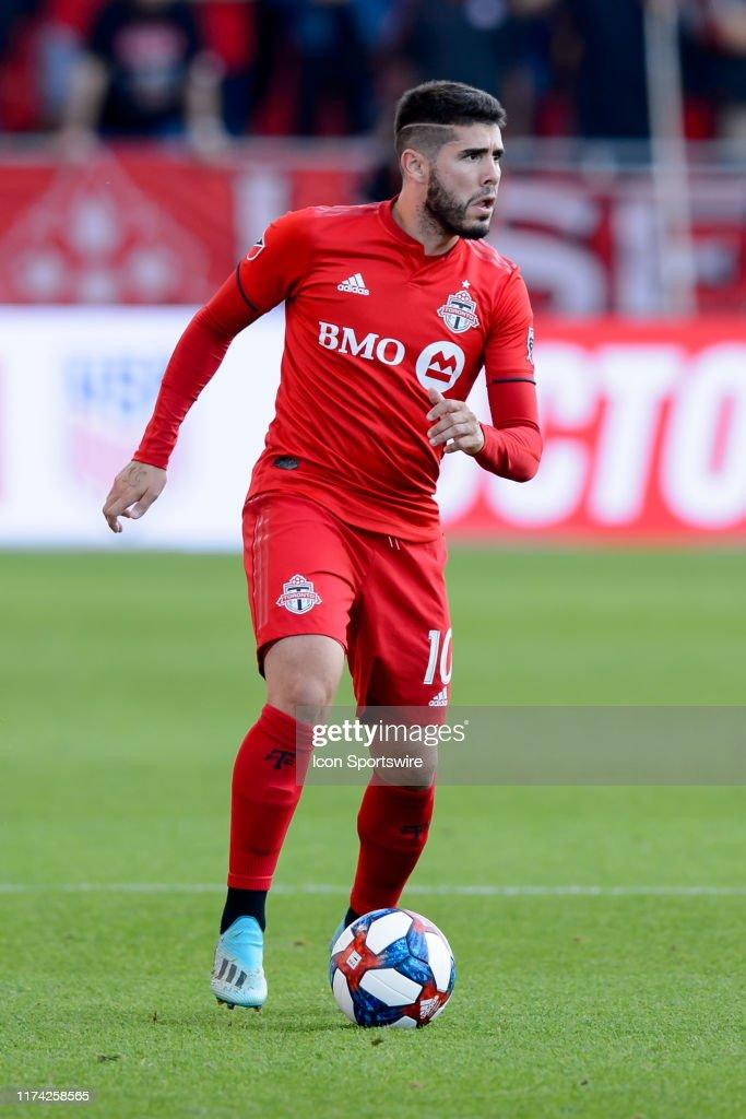 SOCCER: OCT 06 MLS - Columbus Crew SC at Toronto FC : News Photo