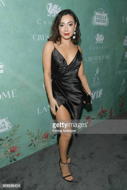 Alejandro Rodriguez attends Women In Film PreOscar Cocktail Party presented by Max Mara and Lancome with additional support from Crustacean Beverly...