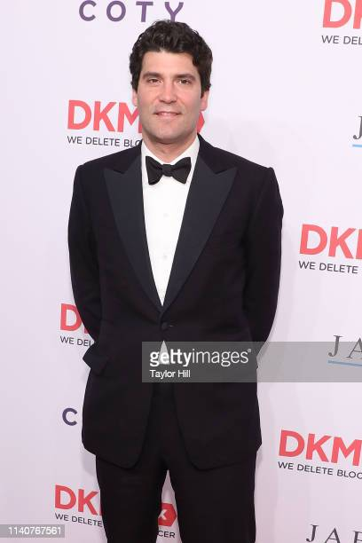 Alejandro Santo Domingo attends the 2019 DKMS Gala at Cipriani Wall Street on May 1 2019 in New York City