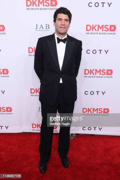 Alejandro Santo Domingo attends the 2019 DKMS Gala at Cipriani Wall Street on May 01 2019 in New York City
