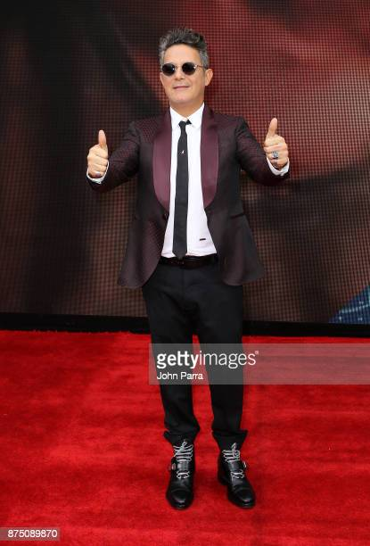 Alejandro Sanz attends The 18th Annual Latin Grammy Awards at MGM Grand Garden Arena on November 16 2017 in Las Vegas Nevada