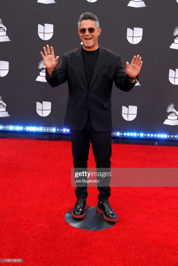 20th Annual Latin GRAMMY Awards - Arrivals : Fotografía de noticias